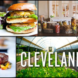 Cleveland City Guide for Tasting Table