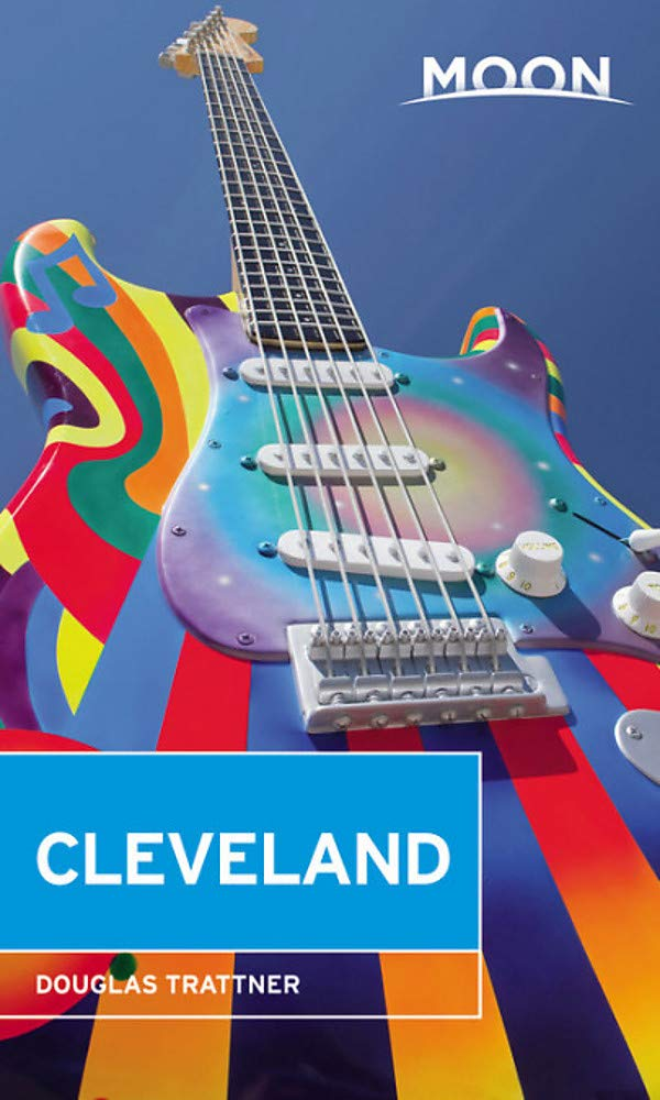 Moon Cleveland Book